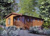 log cabins to rent for holidays in scotland