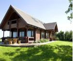 self catering chalets and log cabins